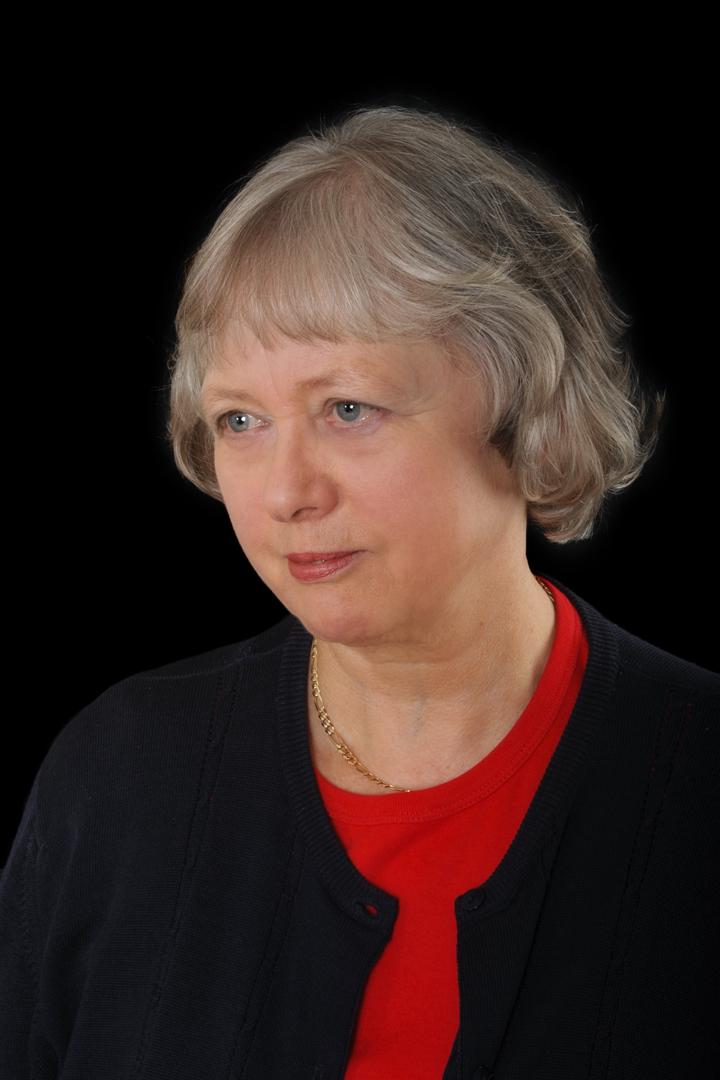 Portrait of Margaret Steinitz